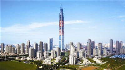 中国结构第一高楼117大厦的BIM应用