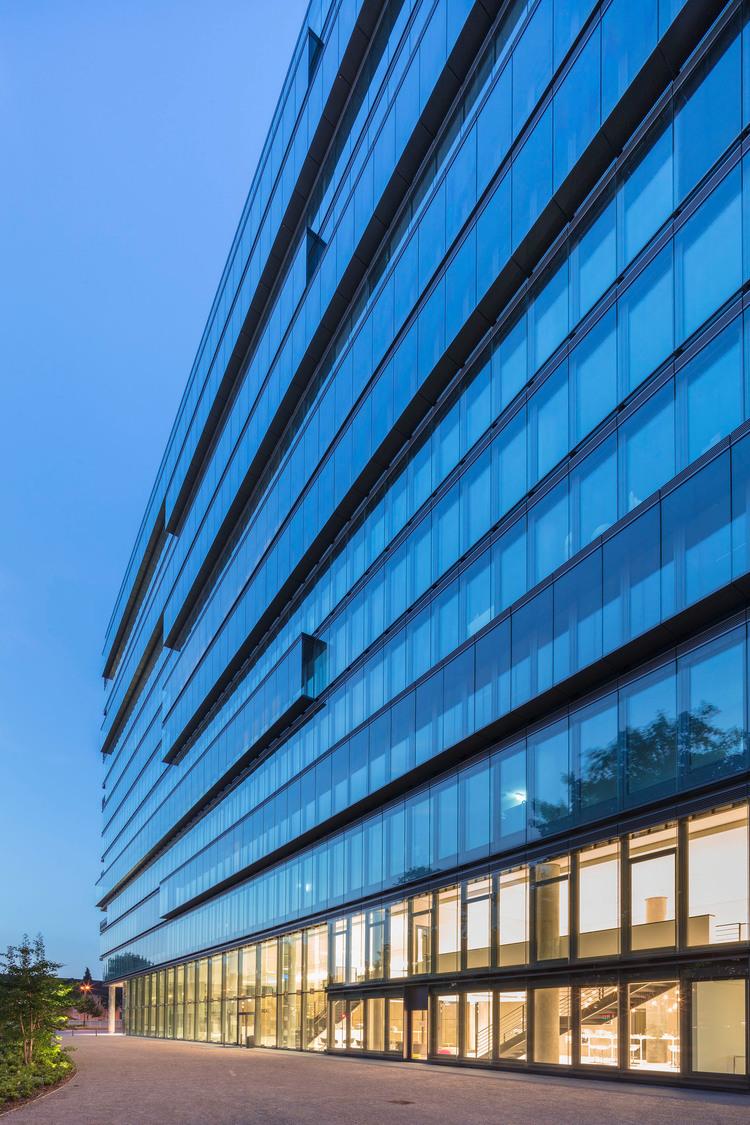 德国欧莱雅地平线办公总部-8