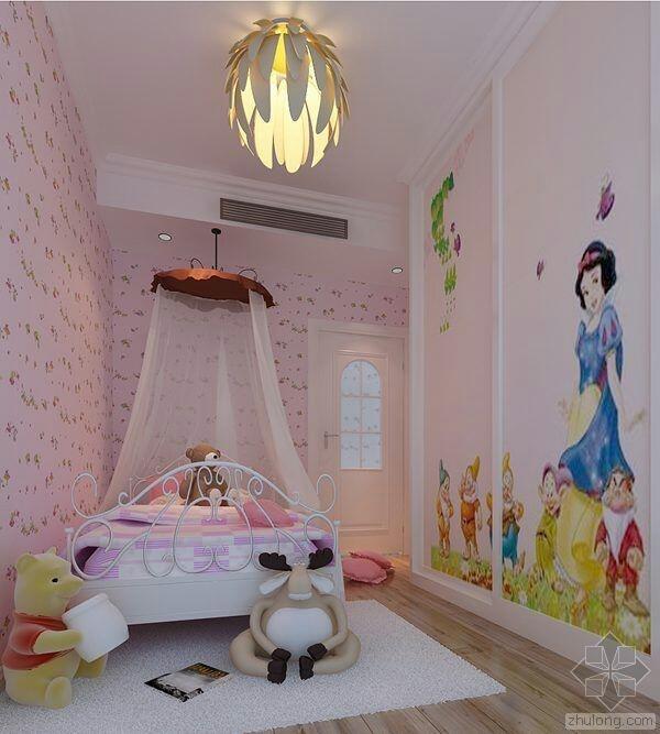 儿童房装修效果图分享