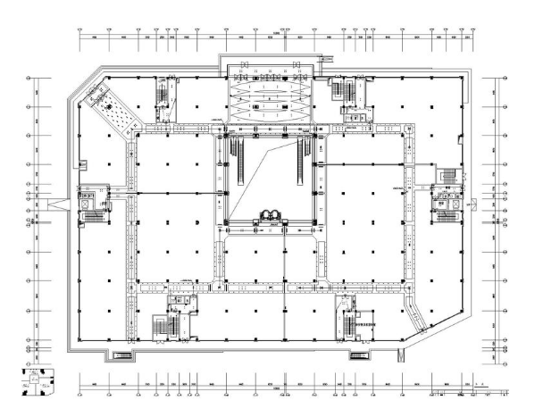 2018知名商场电气图纸(含装饰电气、审查意见)
