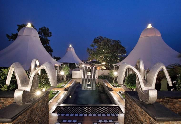 印度乌代布尔凯宾斯基酒店-8