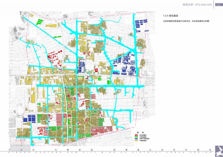 [EDAW]宁波东部新城明湖地区控制性规划-规划总图