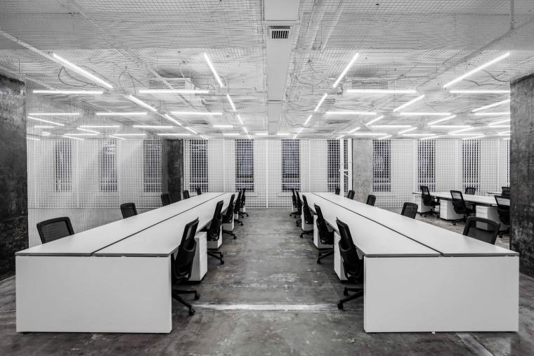 空间内建造—一位青年建筑师的室内建造小品试验_11