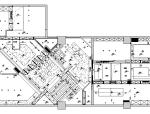 现代混搭风格复合办公空间设计施工图(附效果图)