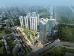 【广东】深圳西岸商业广场概念方案设计
