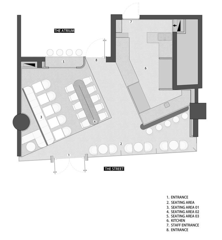 武汉逆时针旋转的盒里轻食餐厅平面图 (17)