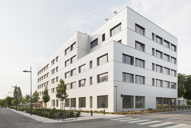 法国Max Weber大楼