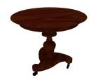 欧式桌子3D模型下载