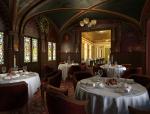 古典欧式餐厅3D模型下载