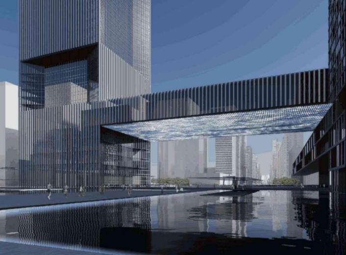 [四川]成都超高层商业办公建筑概念规划设计方案文本(PDF+109页)