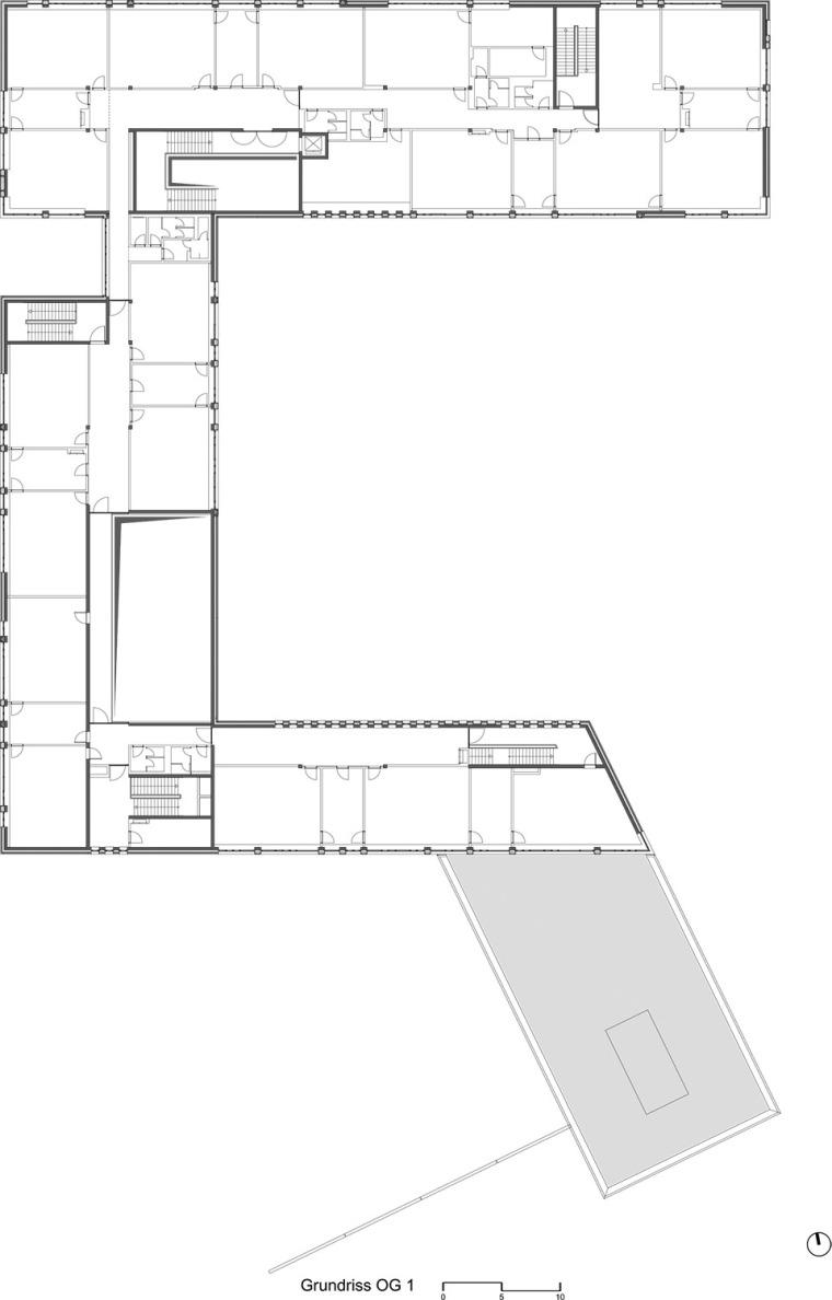 德国久洛·特里比希学校扩建-14