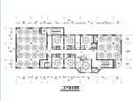 丽锦大酒楼欧式风格室内施工图及效果图(35张)