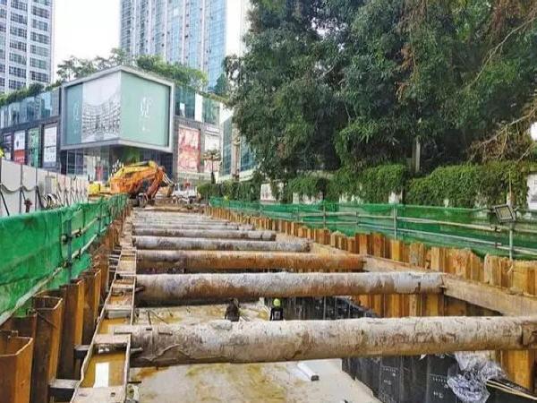 各地城市地下综合管廊建设进展