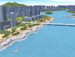 [福建]某地区综合试验区金井湾片区环湾岸线景观规划