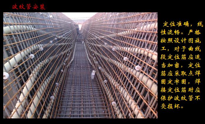 箱梁施工过程及质量控制图片(112页)