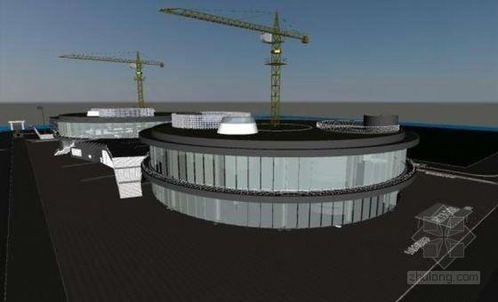 [江苏]框架结构高层办公楼土建及安装投标施工组织设计(近1000页 丰富图片)