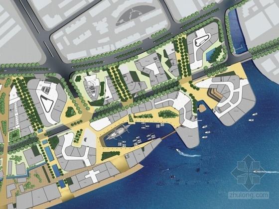 [上海]活力主题码头景观规划设计