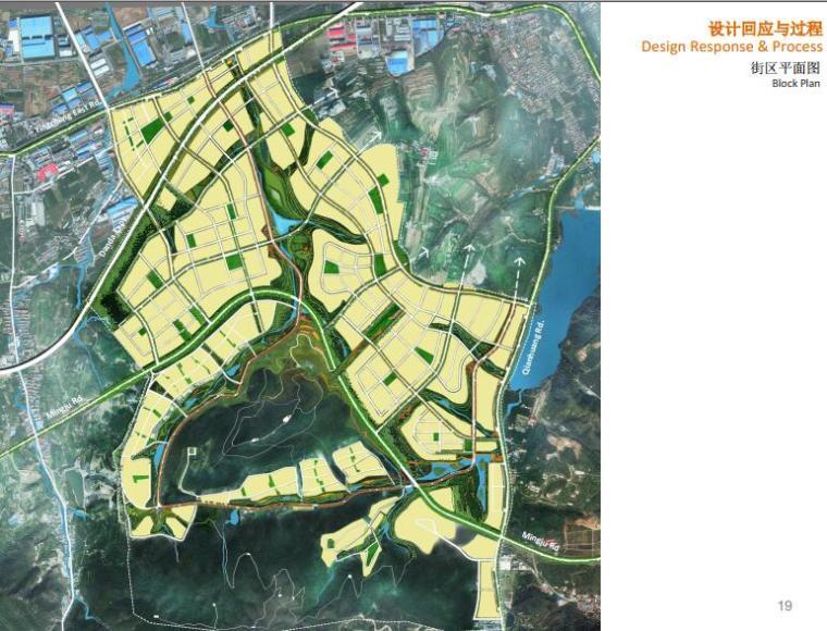 [辽宁]生态科技未来城景观概念规划