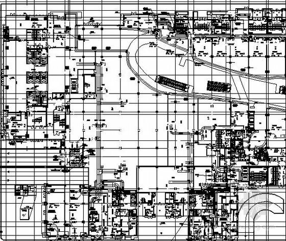 [深圳]超高层商业综合体暖通空调设计施工图(147米 VRV系统)