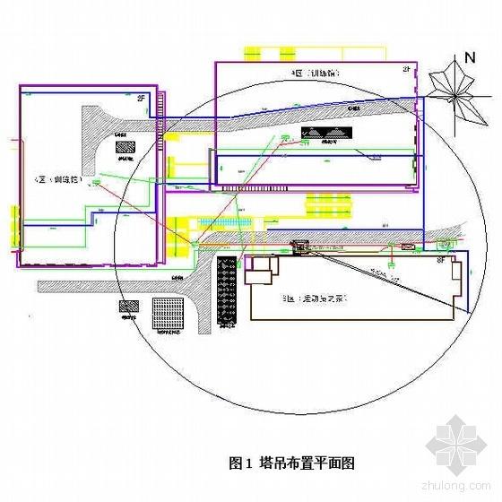 广东省某体育馆塔吊基础工程施工方案