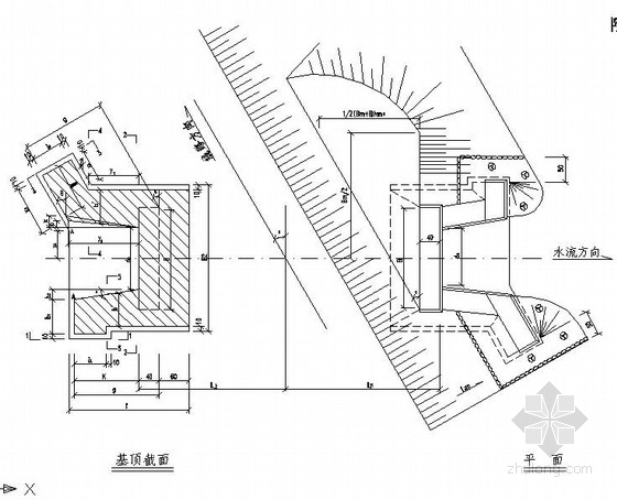 [图集]多种规格整体式钢筋混凝土圆形涵洞(甲级院)