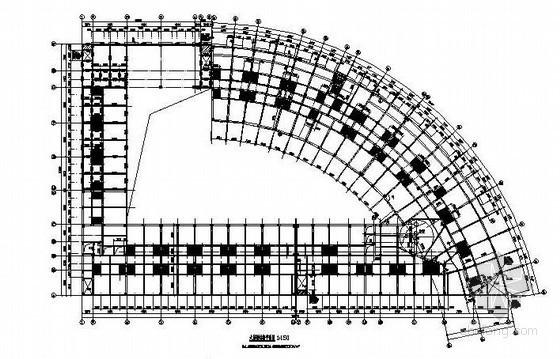 某广场屋面空调及基础图