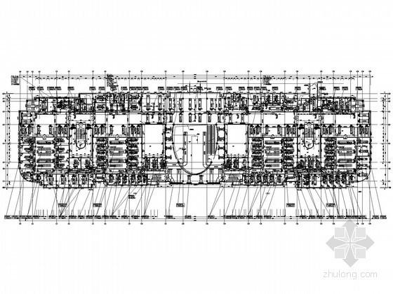 [重庆]大型医院空调与动力全套施工图(3栋楼,10万平)