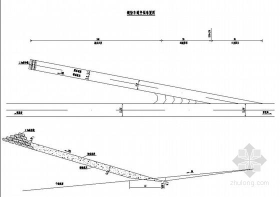 [内蒙古]砂石二级公路路基路面结构设计图纸(全套)