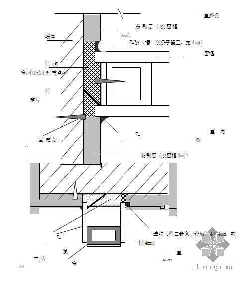宁波商业中心工程施工组织设计(框架结构 优质结构工程)