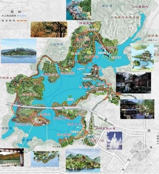 [广东惠州]山水休闲度假区总体规划方案文本