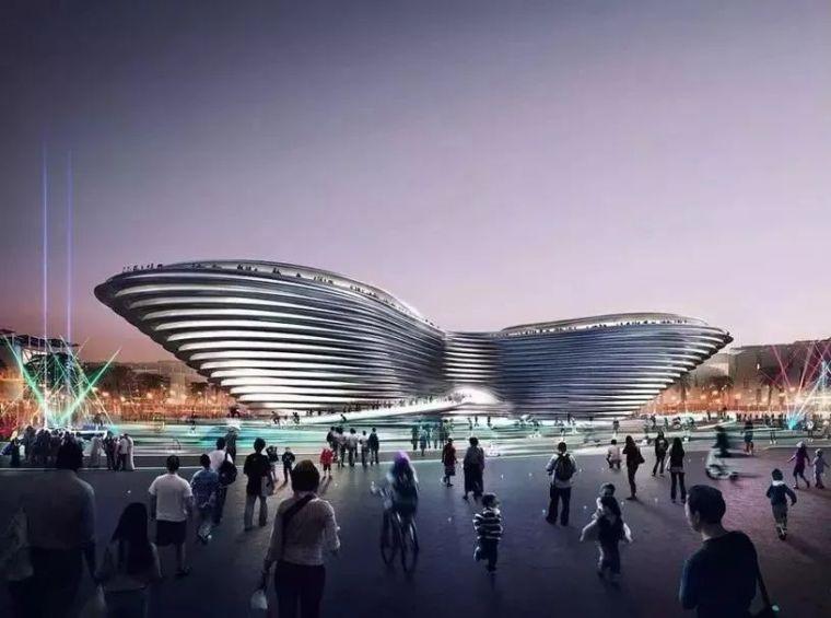 惊艳中国风丨2020迪拜世博会中国馆_25