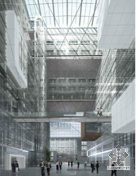 北京某商业广场施工组织设计(长城杯 鲁班奖 索网幕墙)