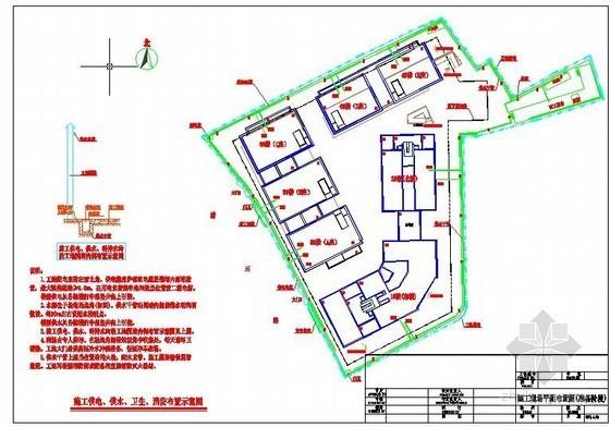 [上海]高层商业办公楼土方开挖专项施工技术方案(105页 附CAD图较多)