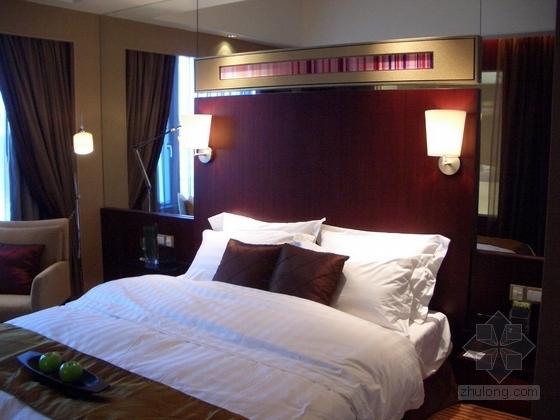 [深圳]市中心繁华地带五星级度假酒店施工图(含实景图) 实景图