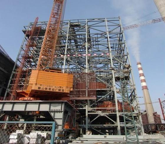 [老挝]造纸厂大型机具设备安装工程施工组织设计