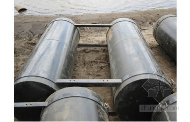[云南]尾矿回水工程施工组织设计(浮船取水、加压泵站)