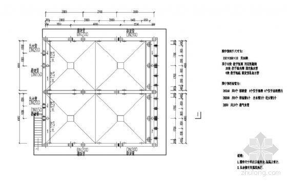 气浮池设计图纸
