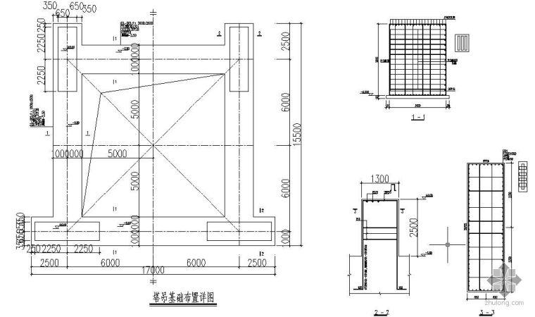 [学士]某塔吊桩基础课程设计(含计算书、图纸)