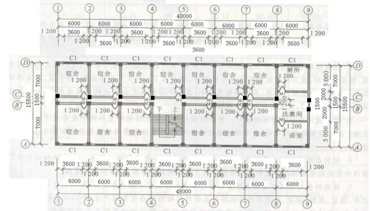 现浇混凝土框架结构设计(PDF,20页)