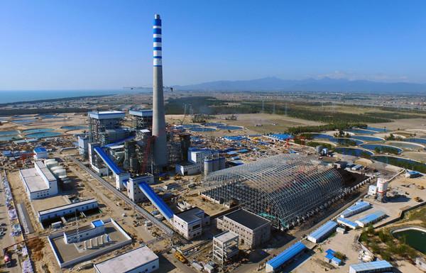 天池能源昌吉2×35万千瓦热电厂工程施工图