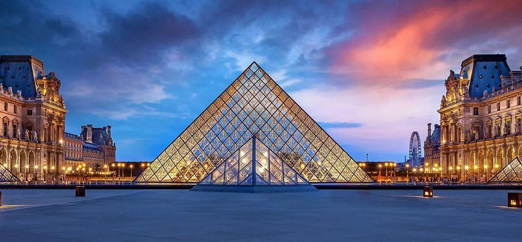 致敬贝聿铭:世界上最会用「三角形」的建筑大师_38