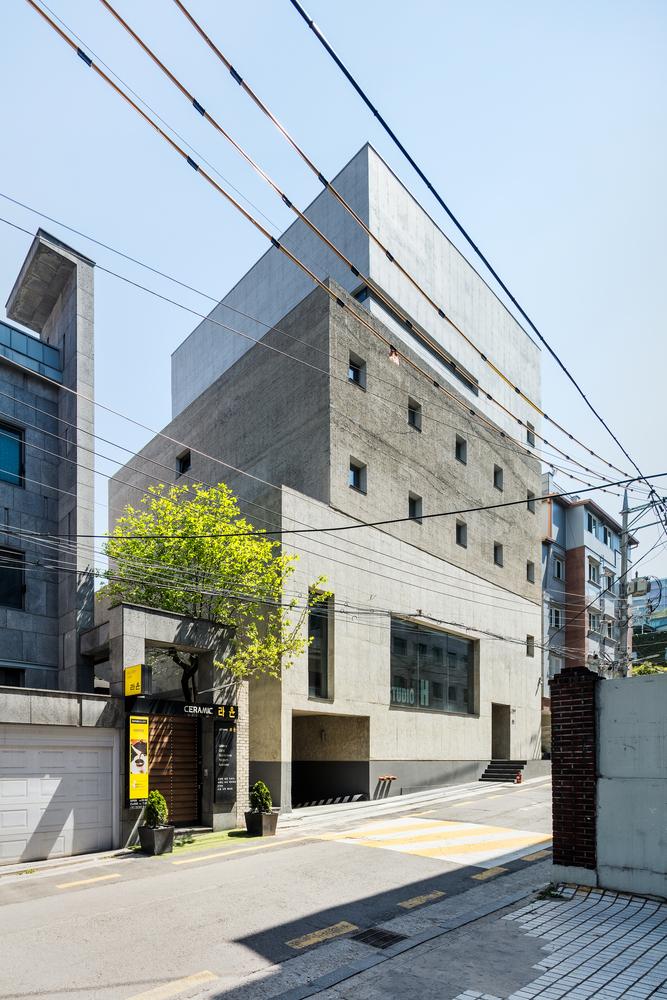 韩国 HWN总部大楼