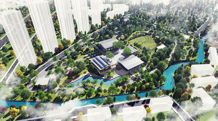 伊斯坦布尔Atasehir城市公园-8