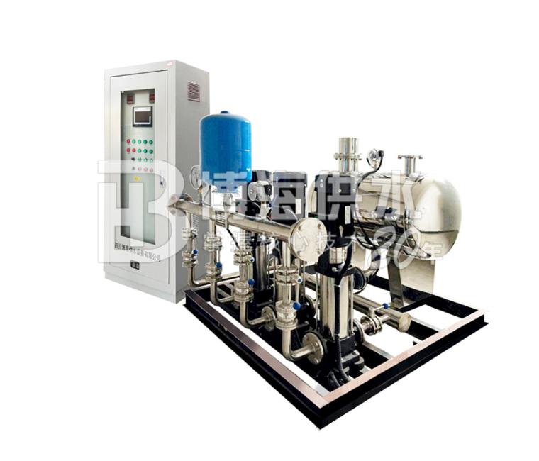 无负压供水设备的优缺点及选型建议