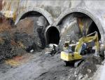 隧道施工新奥法、盾构法、TBM、浅埋暗挖法施工方法(121页)