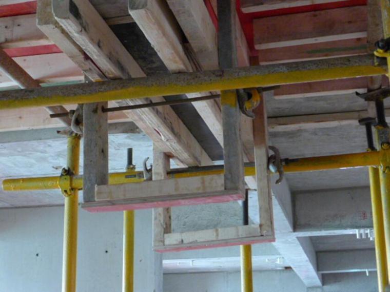 综合办公业务楼工程模板工程施工方案(100页,双面覆膜多层板)