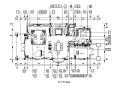 [江苏]英式风格别墅样板房设计CAD施工图(含效果图)
