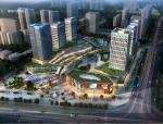 高层河南驻马店商业综合体概念设计方案文本