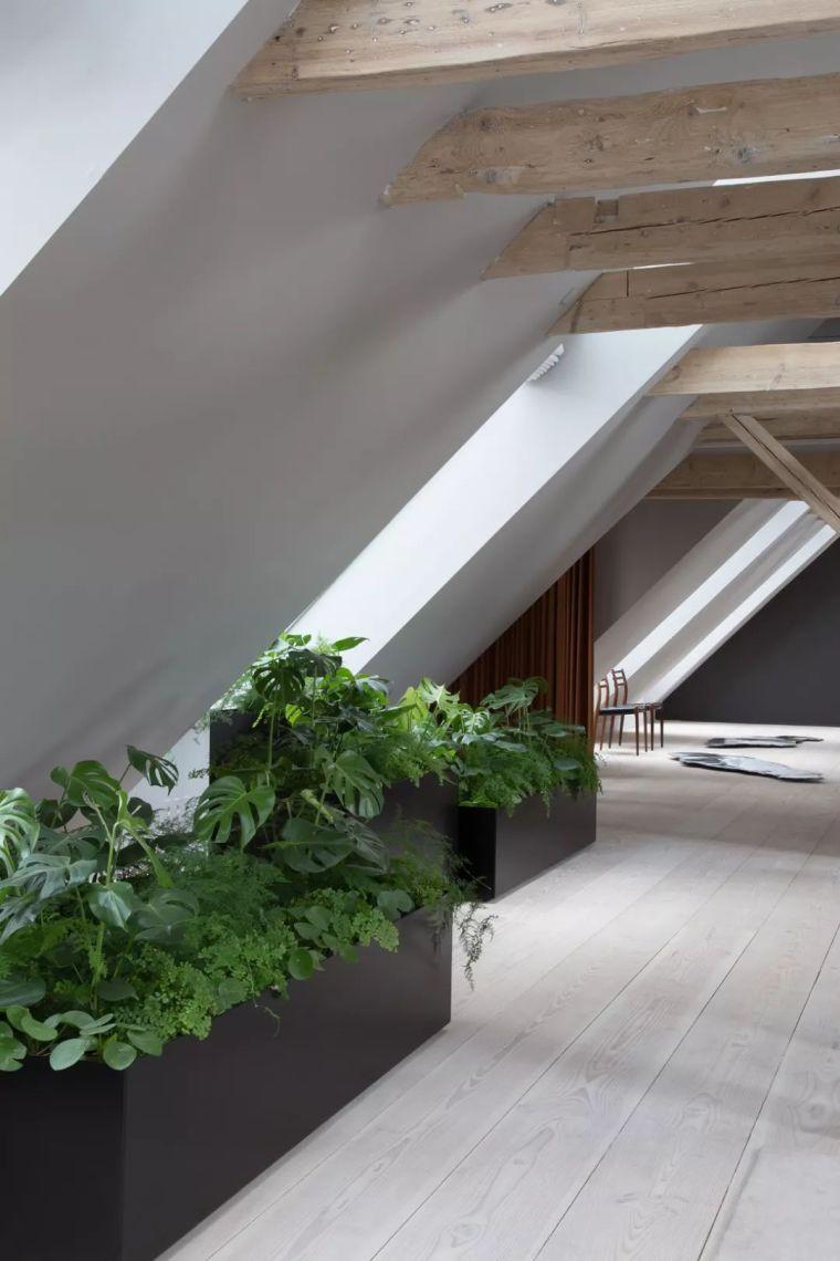 最美的北欧风Loft设计,纯粹、自然、极致!_15