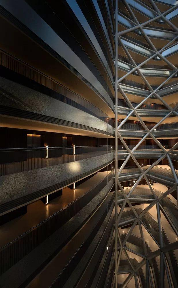首都门厅――世界上倾斜度最大的塔楼_11
